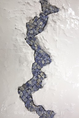 mosaici marmo design